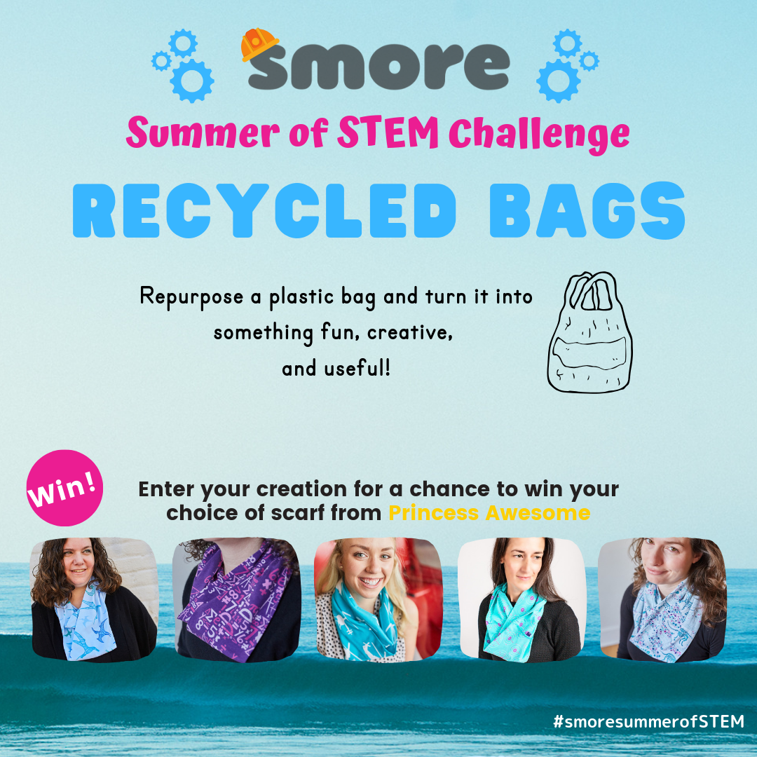 Smore Summer of STEM Challenge #2