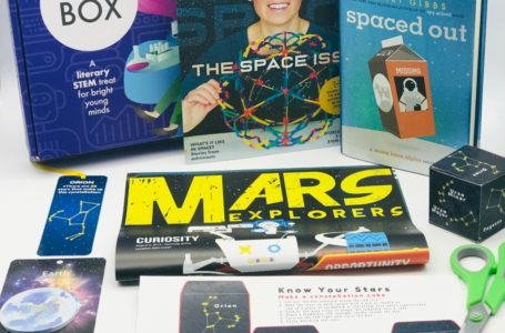 The Best Gift for Space-Loving Kids: The Sept/Oct Smore Box