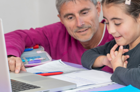 TOP TIPS FOR TEACHING KIDS AT HOME